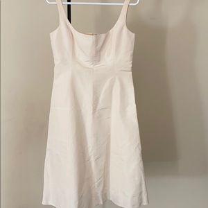 J.crew 100% Silk Wedding Dress/Party Dress size 6